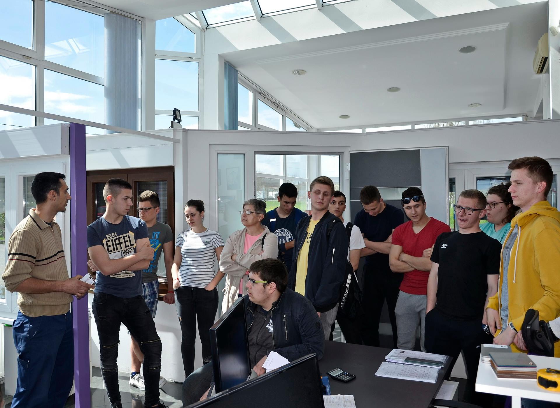 Posjet učenika Graditeljsko tehničke škole Zagreb