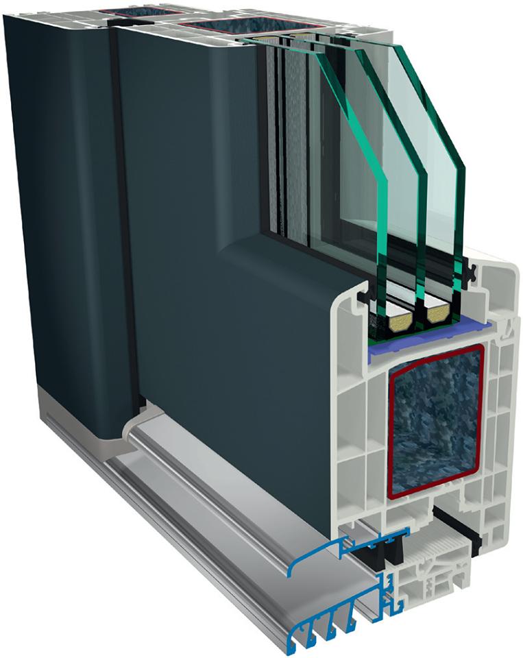 S9000 ulazna vrata