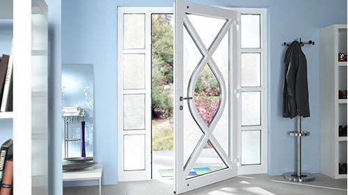 Kajfa Perfekt PVC ulazna vrata